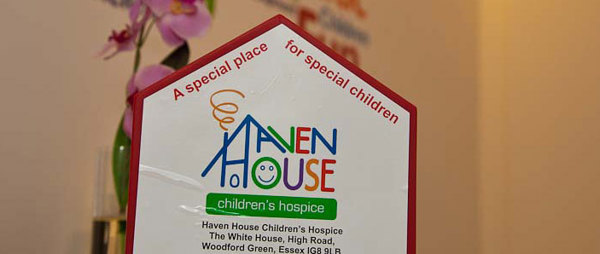 Haven House collection boxes