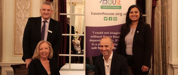 Haven House Business Breakfast
