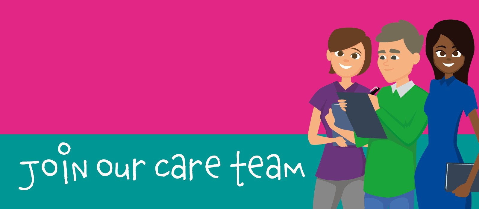 Join our Care team
