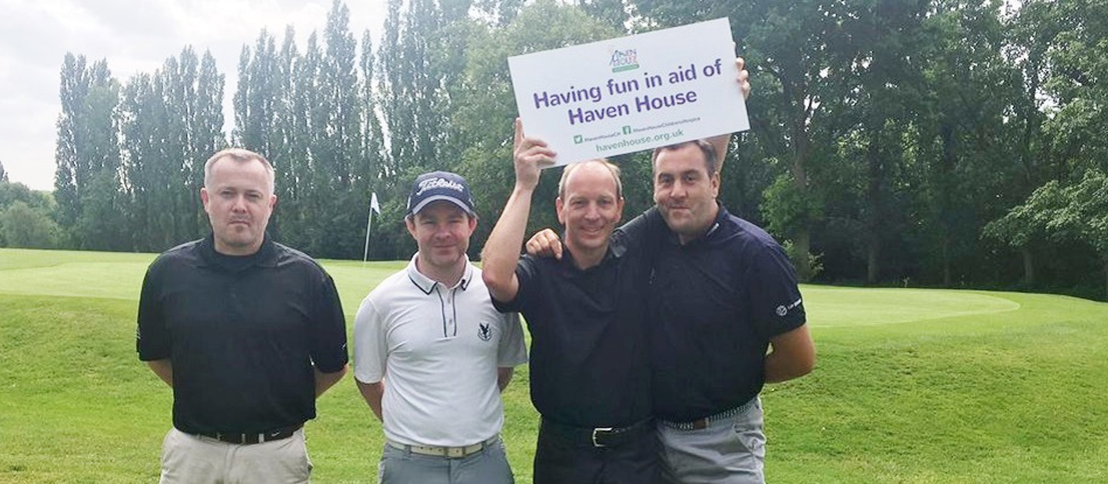 Record number for golf day