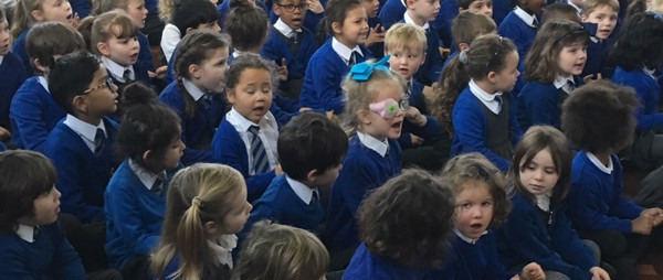 Nurseries and primary schools - Turn up the volume