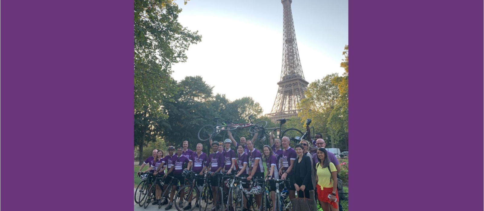 London to Paris and Ride London