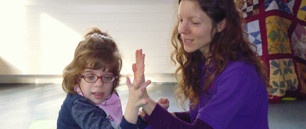 Therapeutic yoga is a unique yoga method that has changed and improved the life of children with special needs